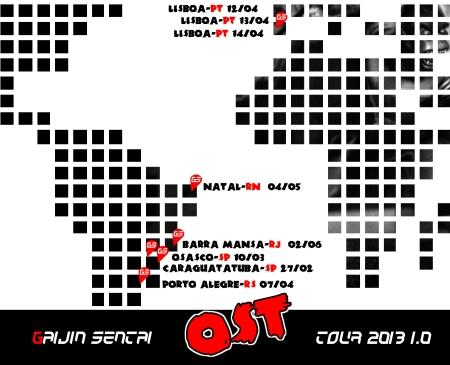mapa gaijin tour 3