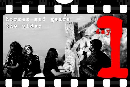 1 dia: Lançamento do novo Vídeo / Coming Soon – New music video!