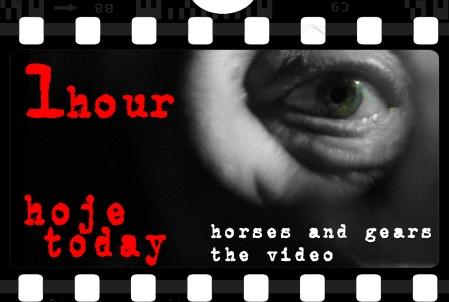 Daqui a pouco: Lançamento do novo Vídeo / New music video! 20h