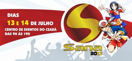 SANA 2013 - DIAS 13 e 14 de JULHO